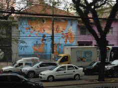 Mag Magrela (2013) - Av. Pompéia, São Paulo (Brazil)