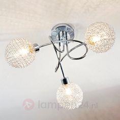 Ticino - LED-plafondlamp, 3-lamps 9620780