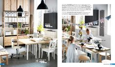 UPDATE: I have a new post about IKEA IVAR after this link. Most interesting for me is seeing that, after a two-year absence from the IKEA catalogue, (and also a brief disappearance in store too), t...