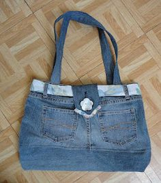 A New Use for Old Jeans