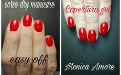 Dry Manicure by Moni Amore nails
