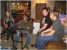 Paul Walker Family Christmas 2010