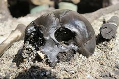 Warriors' Bones Reveal Bizarre Iron Age Rituals The bones of dozens of Iron Age warriors found in Denmark were collected and ritually mutilated after spending months on the battlefield, archaeologists say.