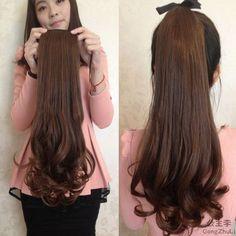 Ms wig pear head scroll fluffy wig realistic long hair pear short curly hair