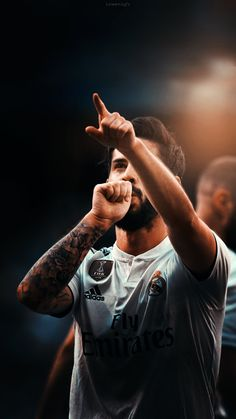 Isco Real Madrid, Real Madrid Team, Real Madrid Football Club, Real Madrid Players, Real Madrid Images, Real Madrid Wallpapers, Best Football Players, Soccer Players, Equipe Real Madrid