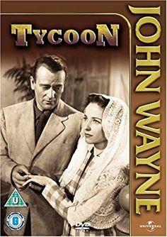 Tycoon (John Wayne) [DVD]