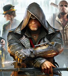 Assassin's Creed Syndicate on Behance