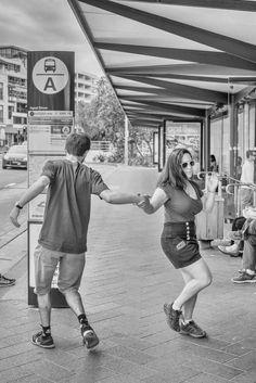 https://flic.kr/p/BmeYDw   Doin' the Busstop Boogie #2   manly Sydney November 2015