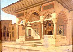 Viçen Arslanyan Sultan 2 Selim Türbesi  Orijinal Boyut: 55 x 76 cm Istanbul, Jaipur, Taj Mahal, Sultan, Paris, Mansions, House Styles, Building, Travel