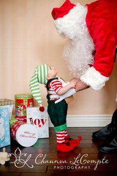 """""""Hi, Santa! Can I be one of your elves?""""   JM"""