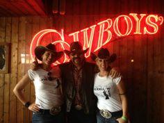 tutte le cowgirl nei miei eventi