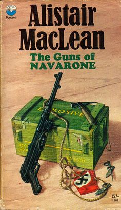 a book report on the guns of navarone by alistair maclean Pdf the guns of navarone alistair maclean pdfdonwload now .