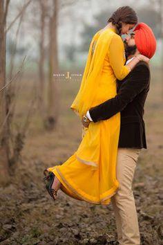 "Bikramjit Singh ""Portfolio"" Love Story Shot - Bride and Groom in a Nice Outfits. Best Locations WeddingNet #weddingnet #indianwedding #lovestory #photoshoot #inspiration #couple #love #destination #location #lovely #places"