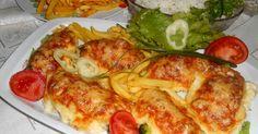 Érdekel a receptje? Hungarian Recipes, Hungarian Food, Food Humor, Fine Dining, Ham, Chicken Recipes, Food Porn, Paleo, Good Food