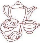 Redwork Tea and Coffee