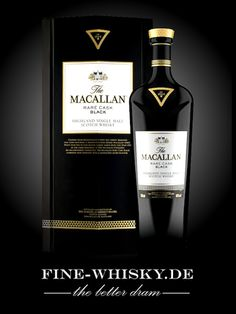 Macallan Rare Cask Black 1824 Series