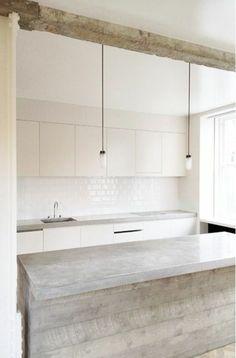 Küchenblock freistehend - mehr Arbeitsfläche und Stauraum in der ... | {Küchenblock freistehend modern 44}
