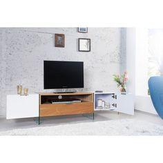 Design Moderne, Flat Screen, Dimensions, Simple, Tv Bench, Industrial Style, Drawers, Blood Plasma, Flatscreen
