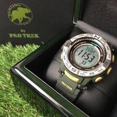 ProTrek PRW-3510HW-3 x Hunting World