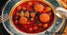 Güneydoğu anadolu bölgesi yöresine ait bir yemek tarifi: Analı Kızlı Tarifi http://www.sihirliyemek.com/anali-kizli-tarifi/
