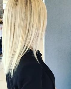 Como Ter Cachos Perfeitos: 10 Dicas Que Toda Mulher Precisa Saber! Ombre Blond, Blonde Hair Looks, Blonde Hair With Highlights, Brown Blonde Hair, Blonde Brunette, Blonde Balayage, Haircuts For Medium Length Hair, Medium Length Hair With Layers, Medium Hair Styles