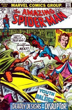 Amazing Spider-Man #117