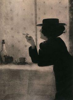 Robert Demachy - Terra Sagrada - 1899.