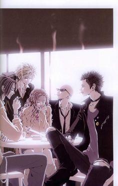 Yandere - Anime and Game Obsessed.: Anime Image of the Day NANA . Manga Anime, Yandere Anime, Manga Art, Anime Art, Hayao Miyazaki, Awesome Anime, Anime Love, Ghibli, Yazawa Ai