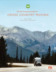 Guide to Cross-Country Moving eBook | My Move
