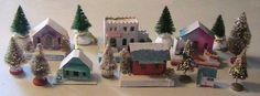 CardboardChristma... / a new site dedicated to pulling all internet Putz house resources into one location. Under construction, but plenty of links already. Sept 2011