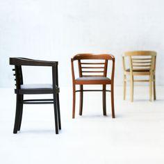 Lehnen Sie sich bequem zurück: Armlehnenstuhl im nostalgischen Chic von Jan Kurtz