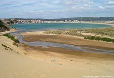 Praia de Salir do Porto - Portugal