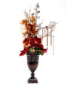 Tall Italian Style Arrangement by RusticEleganceLV on Etsy, $198.00