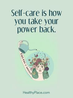 on Mental Health and Mental Illness Quote on mental health: Self-care is how you take your power back. Quote on mental health: Self-care is how you take your power back. Mental Health Quotes, Mental Health Awareness, Mental Health Tattoos, Health Motivation Quotes, Mental Health Posters, Mental Illness Quotes, Mental Illness Recovery, Mental Health Help, Positive Mental Health