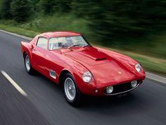 Ferrari 250 GT Berlinetta Tour de France Pininfarina  #evlear #music #cars #fashion #events #ferrari #berlinetta #tdf #tourdefrance #pininfarina