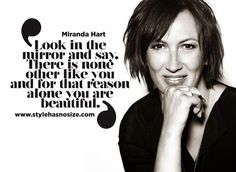 Miranda Hart - She gets me through some rough times with her 'what I call book'. I'd recommend it to anyone!