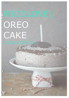 FOODLOVE | DEVIL OREO CAKE - CLICK FOR FULL RECIPE