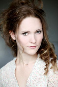 'Outlander' Casts Its Louise de Rohan - actress Claire Sermonne. I like her already.