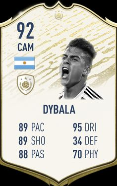 This is my custom FUT card created using 'FUT Card Creator' Fifa Card, Card Creator, Fifa 20, Wwe, Elsa, All About Time, Icons, Baseball Cards, Soccer Pictures