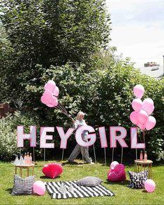 Creative Bachelorette Party Decoration Ideas