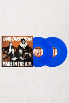 One Direction - Made In The A.M. (Deluxe Edition) Limited 2XLP   Urban Outfitters One Direction, Urban Outfitters, Alternative Artists, Vinyl Record Collection, Thing 1, World Music, Vinyl Records, Boy Bands, Touring