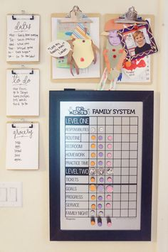 One family chart to rule them all! This system changes lives!Family DoDots is a great Mother's Day gift idea
