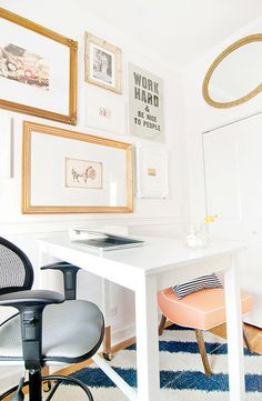 1000 images about chic office spaces on pinterest home office desks and offices banker office space
