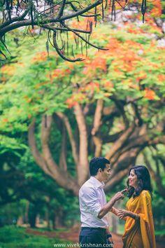 Wedding Photography - Candid moment at a pre-wedding shoot | WedMeGood | Find more wedding inspiration at wedmegood.com | #prewedding #weddingphotography #wedmegood