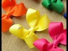 HOW TO: Make a Butterfly Loop Bow Tutorial by Just Add A Bow