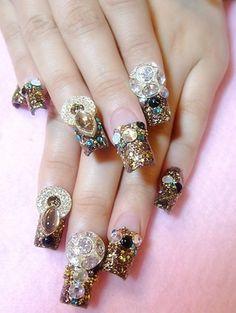 Dusk nails