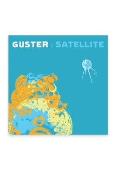 Satellite Print