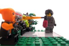 The Guardian has rounded up a 2011 Year in Review in photos as told by Legos