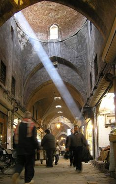 Syria, Aleppo .... before the war ..