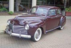 Chrysler Windsor 4dr